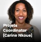 Projets Coordinator (Carine Nkoue)