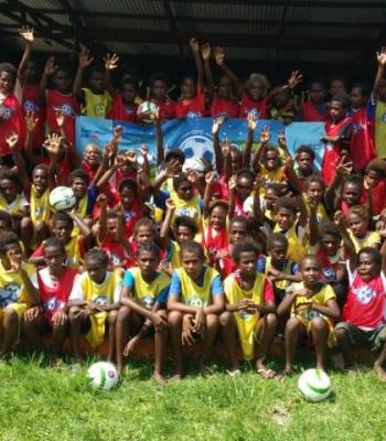 Just Play raises funds to rebuild the Louis-Antoine de Bougainville School in Vanuatu