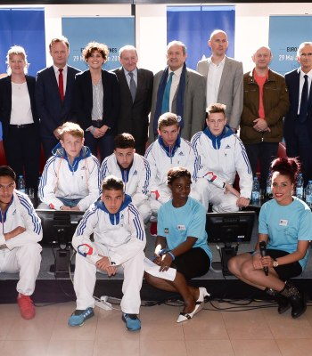 Euro Foot Jeunes launched