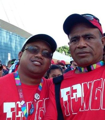 Tonga's <b>Just Play</b> programme reaps rewards