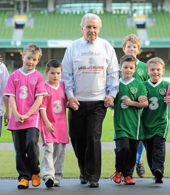 <b> Health and social integration </b> through sport in Ireland