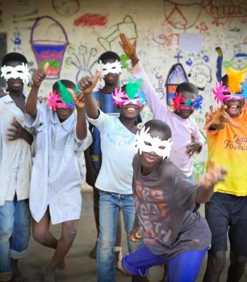 Tackling social exclusion in <b> Burkina Faso </b>