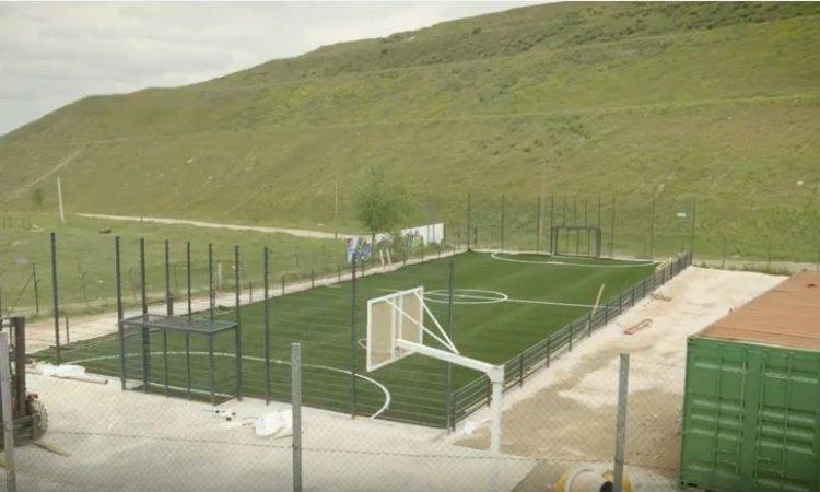 FedEx and UEFA Foundation Community Football Pitch, Cañada Real, Madrid