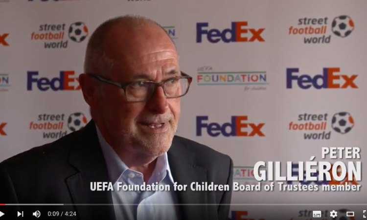 Interview of Peter Gilliéron