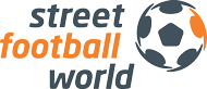Logo street football world