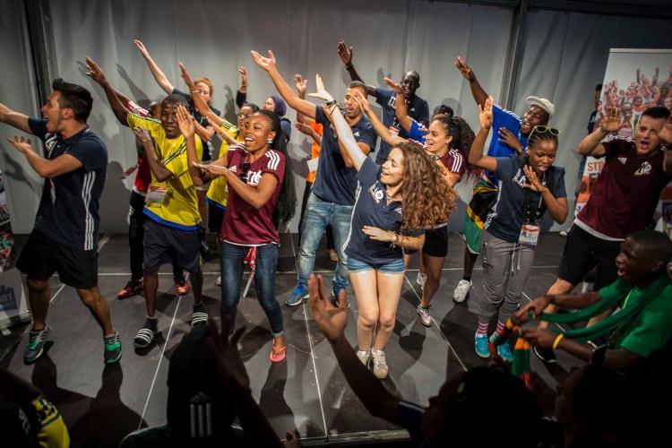 streetfootballworld festival 16 - anthem