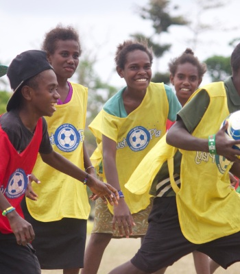 Just Play <b>emergency programme</b> set up in Vanuatu