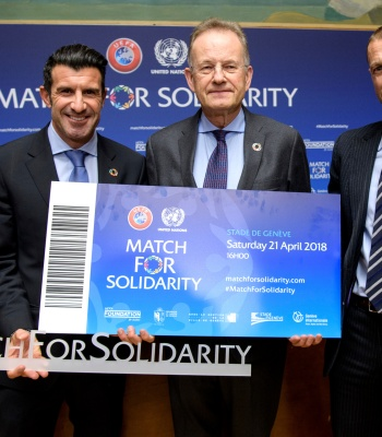 Match For Solidarity tickets go on sale
