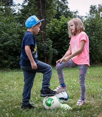 <b>Football for Development</b> in the Czech Republic