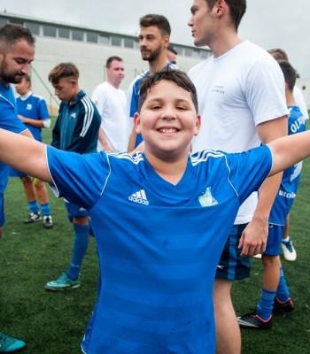 <b>Football for Respect! </b>