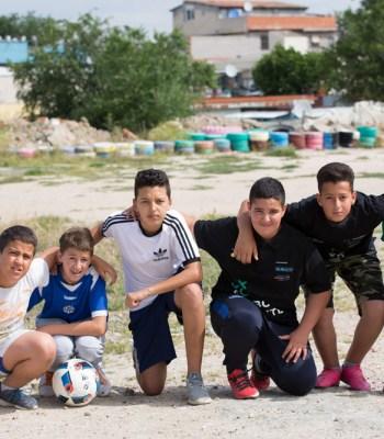 <b>Football With No Limits</b>