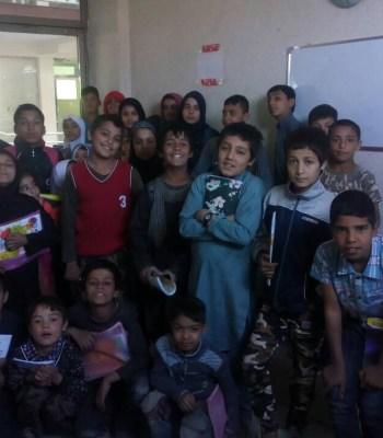 <b>Socio-sports school </b>for street children