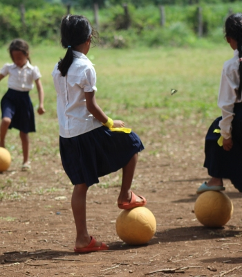 Football for Development <b>after-school programme</b>