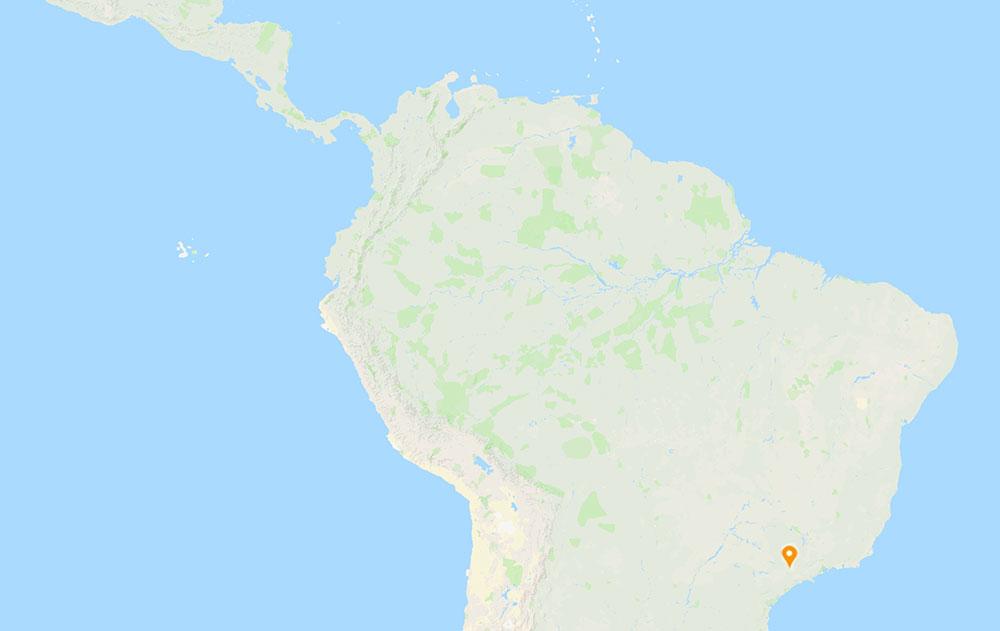 Field in a Box – Pirapora do Bom Jesus, Brazil