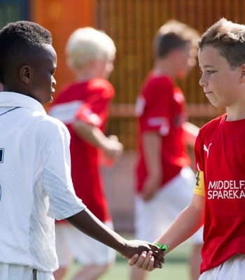 UEFA Foundation for Children launches <b>2018 call for projects</b>