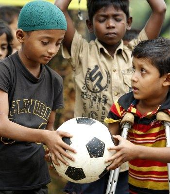 Inclusive sport for development in Bangladesh