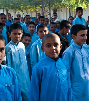 Supporting education in Afghanistan