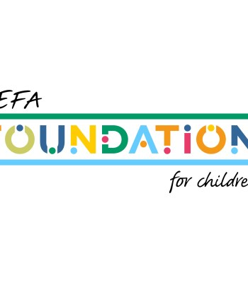 More children's dreams come true with the help of the UEFA Foundation for Children