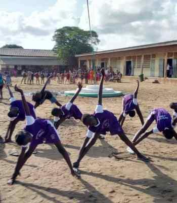 Football for health prevention