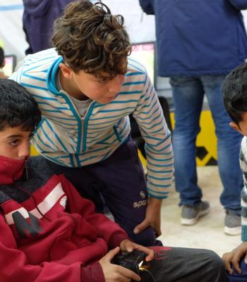 REFUGEES ESPORTS CUP: THE FIRST ESPORTS TOURNAMENT IN REFUGEE CAMPS