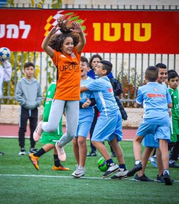 Hapoel Katamon's Neighbourhoods League