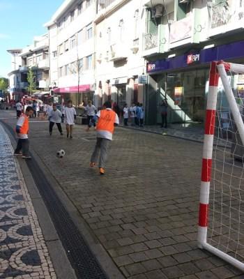 Street Football Move