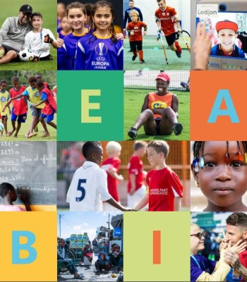 One million reasons to read the UEFA Foundation for Children's annual activity report
