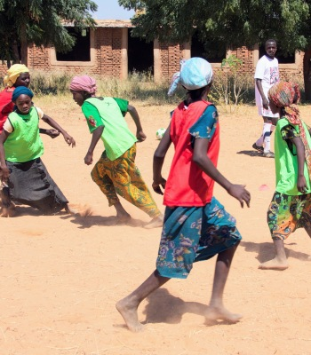 Refugee-led Sport and Early Childhood Education Programmes Launch in Chad