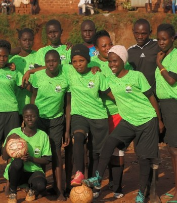 Sports for Resilience and Empowerment Project (SREP)