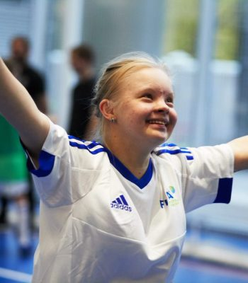 Football for Children with Down Syndrome