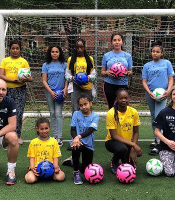 Urban Football for Hopes and Dreams