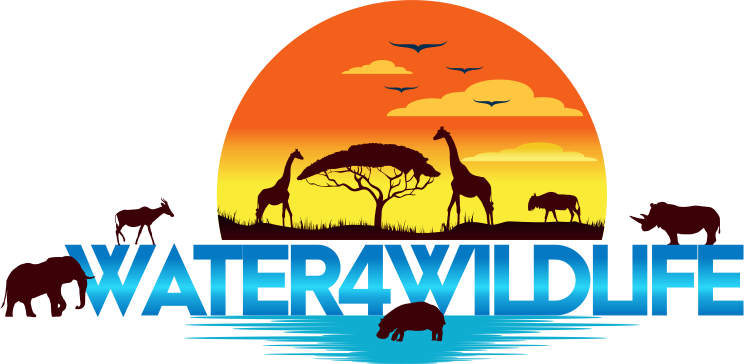 Water4Wildlife PNG Logo