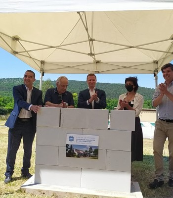 Sport dans la Ville lays the foundation for its summer camp and training centre in southern France